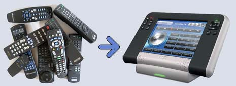 One Touch Remote Controls